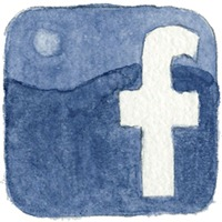 Facebook business page like button