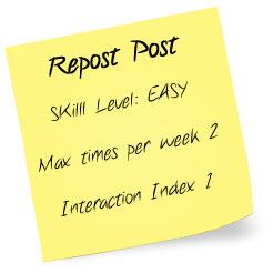 Repost Post