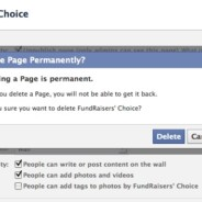 One Minute Tip: How to Delete Facebook Business Pages